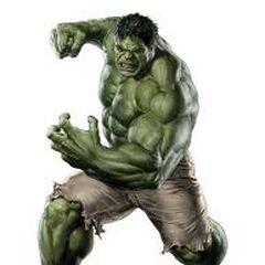 Hulk  (Rival: Thing)