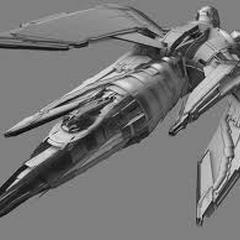 The Sencicus 3, Starkiller's Ship