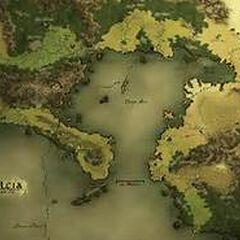 Map of Valgia