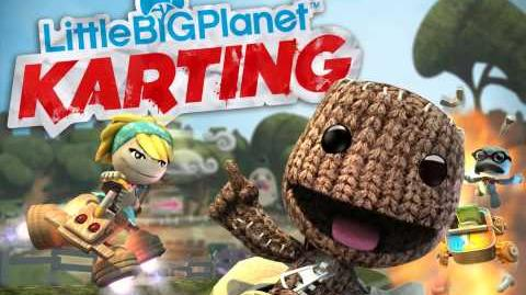 LittleBigPlanet Karting Music - Knighted and United (Headquarters Music)