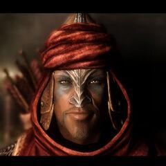 A Redguard