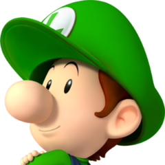Baby Luigi (Light)