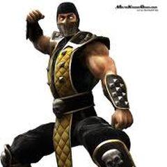 Scorpion  (Rival: Sub-Zero)