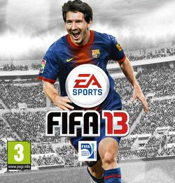 FIFA 13 Global Cover