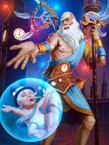 Father Time Chronos