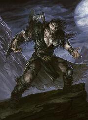 Garruk the Veil-Cursed
