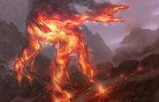 Fire Elemental (M13)