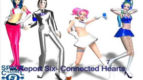 Space Channel 5 Part 2 31 REPORT 6 Connected Hearts