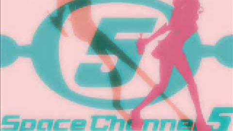 Space Channel 5 - Blank TV - Ulala Support Chant