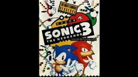 """SONIC 3 - """"Sonic & Knuckles credits"""" music request"""