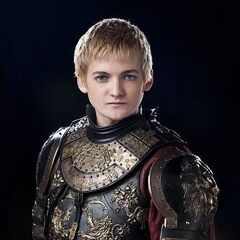 A promotional image of Joffrey in