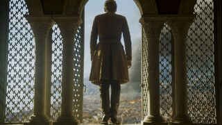 Tommen Baratheon(Lannister) jumps out of his window, Season 6 Episode 10..jpg