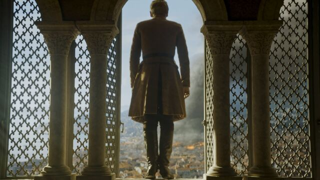 File:Tommen Baratheon(Lannister) jumps out of his window, Season 6 Episode 10..jpg