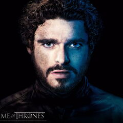 Promotional image of Robb Stark.