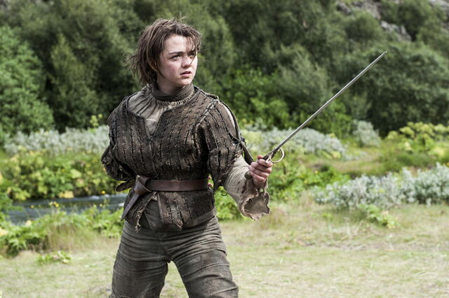 File:Arya Stark-First of his Name.jpg