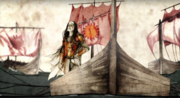 Nymeria Ten Thousand Ships
