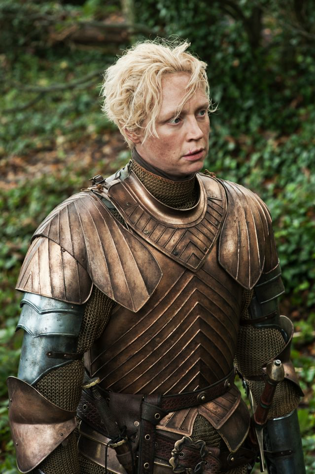 brienne of tarth game thrones 31362150 639