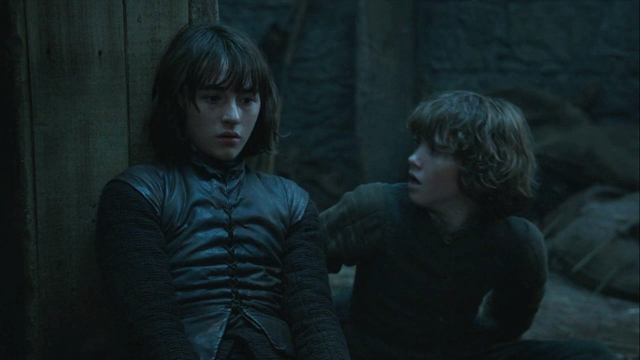 File:Rickon shocked when bran wargs.png