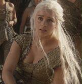 Dany at Drogo's Fall