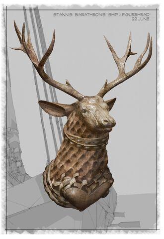 File:Stannis Barathon's Ship Figurehead Concept Art.jpg