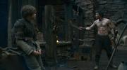Arya and Gendry 2x05
