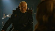 Tywin Kissed by Fire