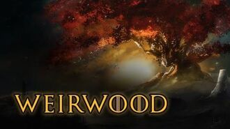 Weirwood - Game Of Thrones, A Song of Ice and Fire