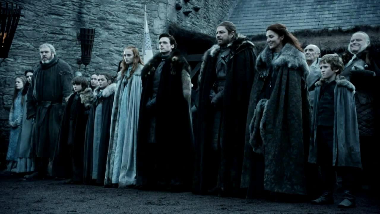 Vaizdas:House Stark and retainers.jpg