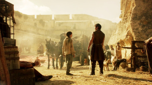 File:Arya and Gendry 1x10.jpg