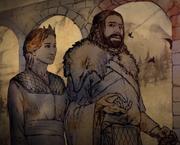 Ned Catelyn wedding