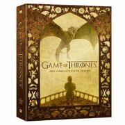 Season 5 box set DVD