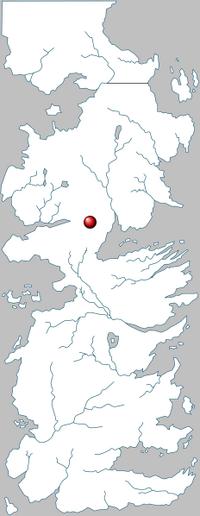 Moat Cailin Pin