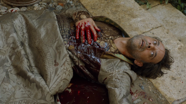 File:Doran martell dying and dead season 6.png