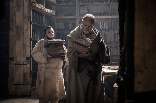 File:Stormborn Sam and the Archmaester.jpg