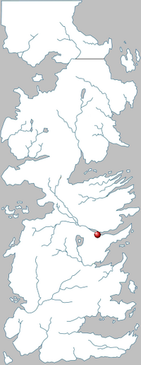 Maidenpool Pin
