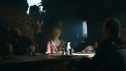 Jaime and Bolton make plans S3E6