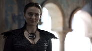 Sansa's new clothes
