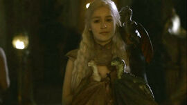 Dany mother of her dragons