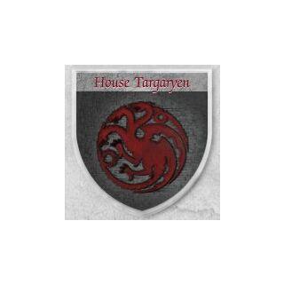 Щит с символом дому з HBO viewer's guide.