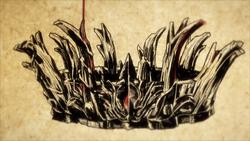 Driftwood crown