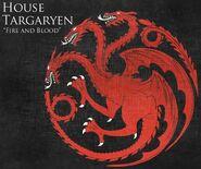 House Targaryen Sigil