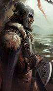 Borderman warrior