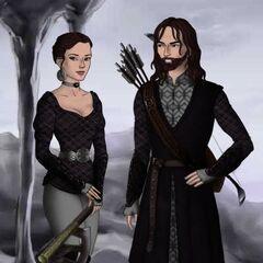 The Blackgard Siblings: Trevyr and <a href=