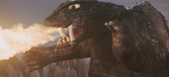 File:Gamera - 5 - vs Guiron - 34 - Gamera fires fire.png
