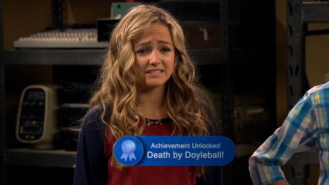 File:Season 1, Episode 2 - Death by Doyleball! achievement.png