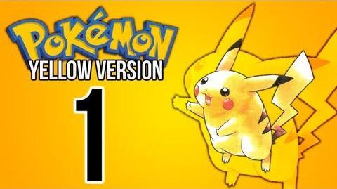 Pokémon Yellow - Episode 1 - The Classic Adventure Begins!