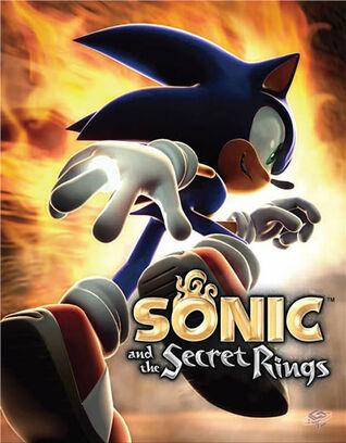 Secret rings logo
