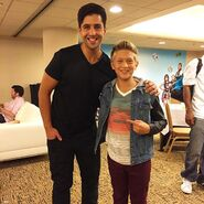 Thomas Kuc and Josh Peck