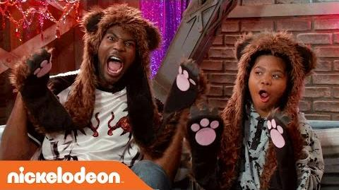 Game Shakers The After Party Bear Butt Laser Runner Nick