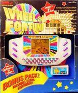 Wheel of Fortune Handheld 1995 c Bonus Pack Edition